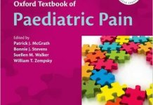 Oxford Textbook of Paediatric Pain PDF
