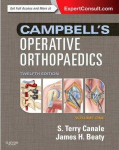 Campbell's Operative Orthopaedics 12th Edition Vol 1 PDF