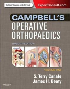 Campbell's Operative Orthopaedics 12th Edition Vol 1 PDF