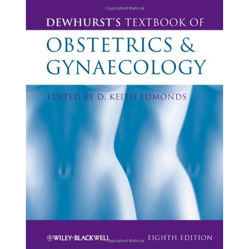 Dewhurst's textbook of obstetrics and gynaecology 8th edition pdf.