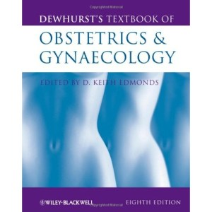 Dewhurst's Textbook of Obstetrics & Gynaecology 8th Edition PDF