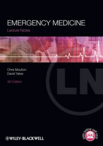 Emergency Medicine Lecture Notes 4th Edition PDF
