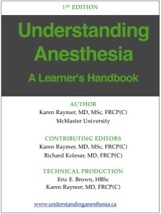 Understanding Anesthesia A Learners Handbook 1st Edition PDF
