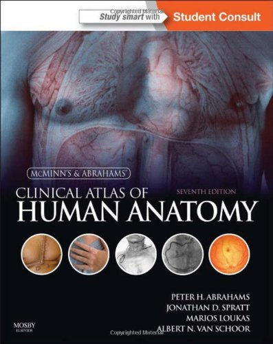 Mcminns Clinical Atlas Of Human Anatomy Pdf