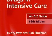 Handbook of Drugs in Intensive Care An A-Z Guide 5th Edition PDF