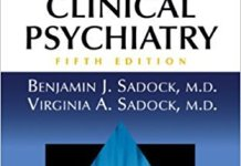 Kaplan and Sadock's Pocket Handbook of Clinical Psychiatry 5th Edition PDF