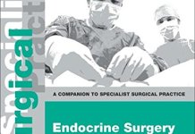 Endocrine Surgery 5th Edition PDF - A Companion to Specialist Surgical Practice