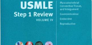 Kaplan USMLE Step 1 Review Volume 4 PDF