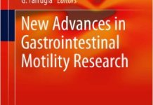New Advances in Gastrointestinal Motility Research Volume 10 PDF