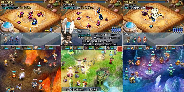 Resultado de imagen para Final Fantasy XII: Revenant Wings