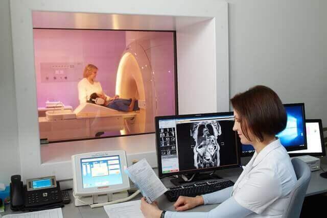 МPT исследования органов брюшной полости и малого таза