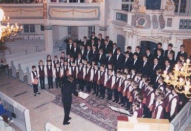 1992: Abschlusskonzert, Zella-Mehlis