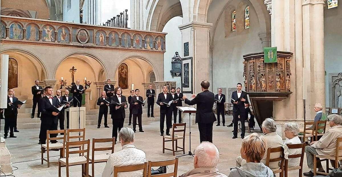 Ars Musica mit Proben, Konzerten und Touren