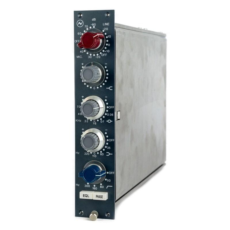 EQ hardware Neve 1073