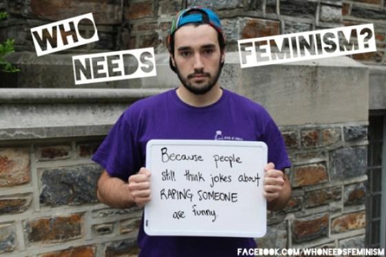 Homens Feministas