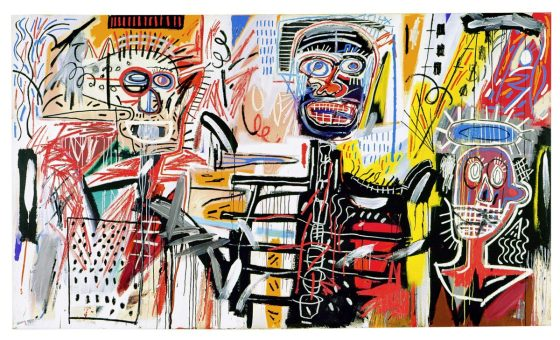Basquiat - Músicos - 1981