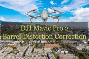DJI Mavic Pro 2 Barrel Distortion Correction