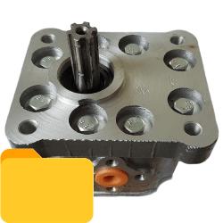 Гидромоторы и насосы шестеренные