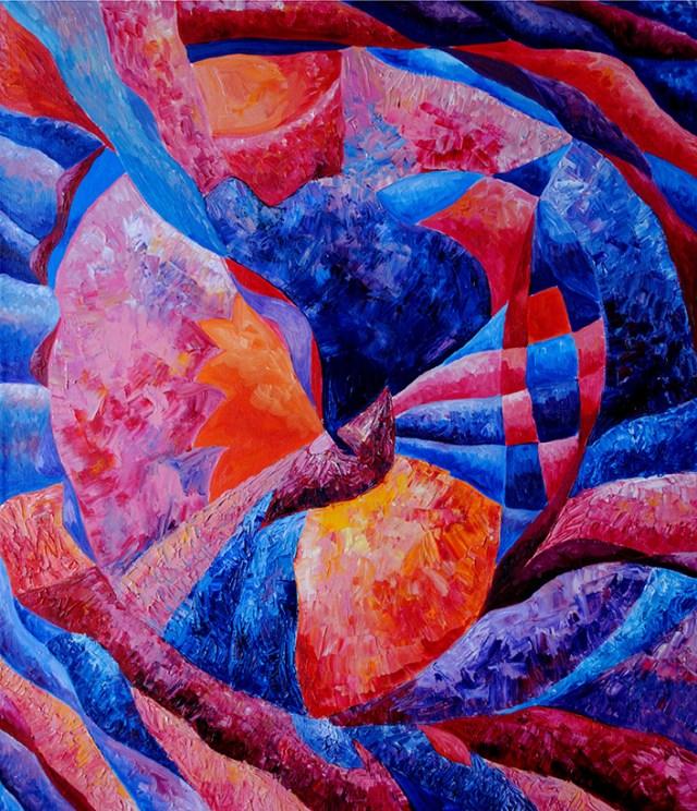 Картина «Чувства и свобода» Ирина ШУМСКАЯ Image