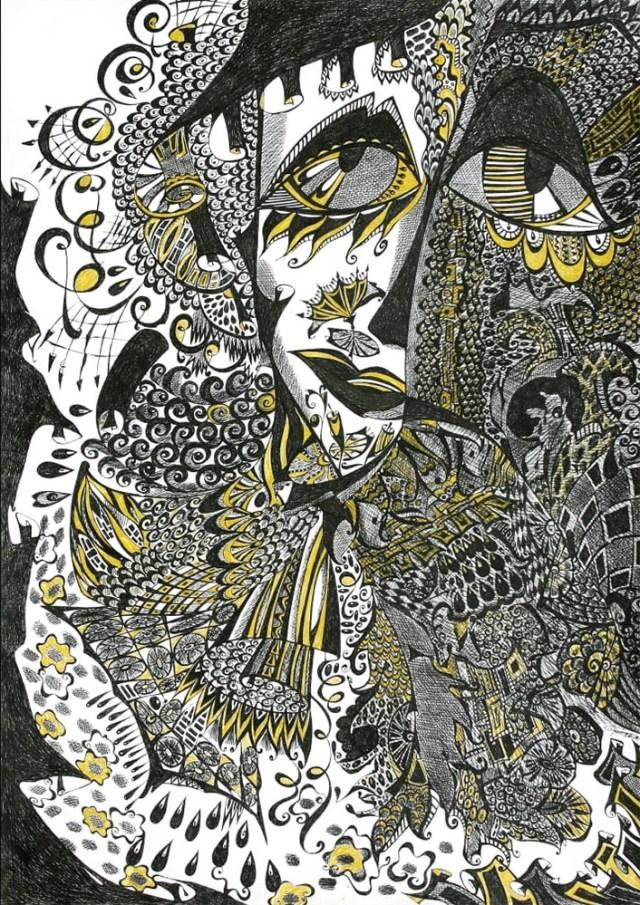 Картина «В ожидании Радости» Ирина ШУМСКАЯ Image