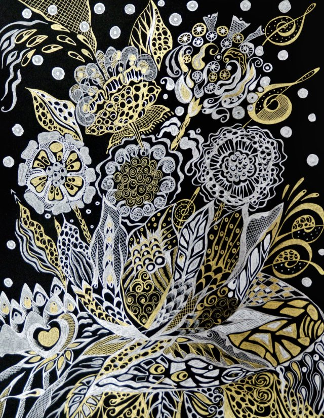 Картина «Букет» Ирина ШУМСКАЯ Image