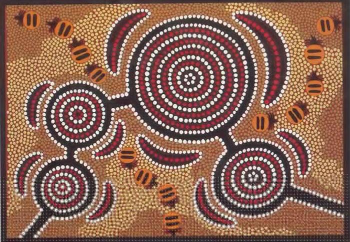 Aboriginal Art and Patterning - Art for Kids!