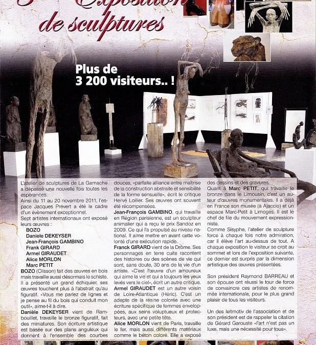 Bulletin Municipal – 2011