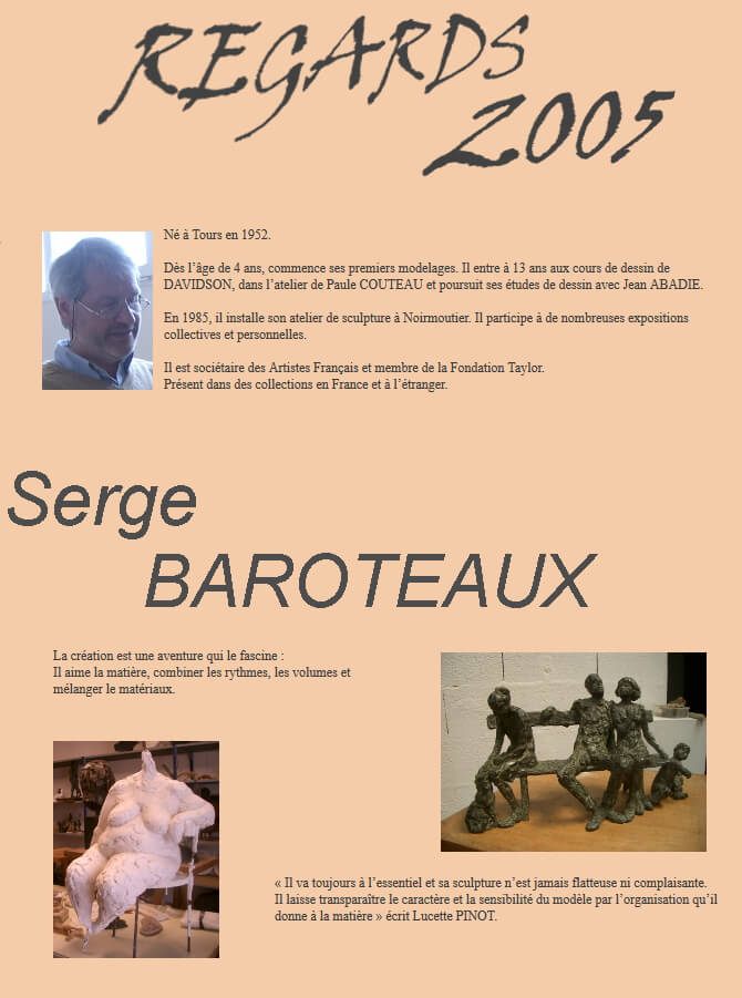 2005 baroteaux