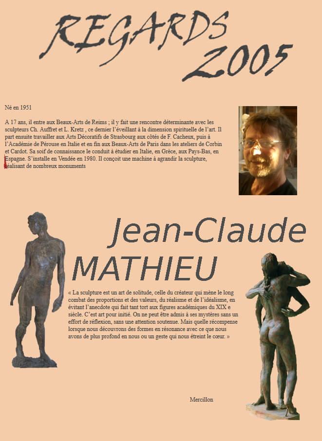 2005 mathieu