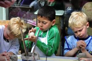 Stage pour enfant à Bruxelles - art camps for children in Brussels