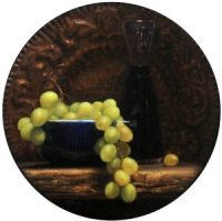 Grapes and wine - course Angel Loaiza