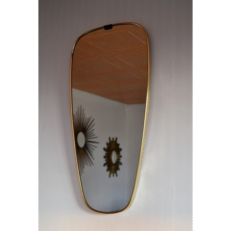 miroir retroviseur des annees 50 60