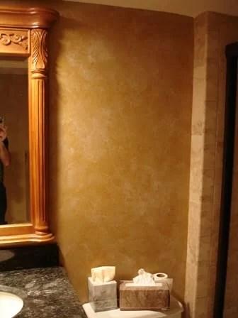 bathroom faux painting idea  ArtFaux Wall Art Designs