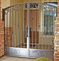 Security Door, Steel Security Gates & Patio Security Gates ...