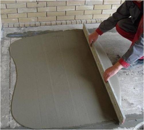 ремонтную смесь для бетона