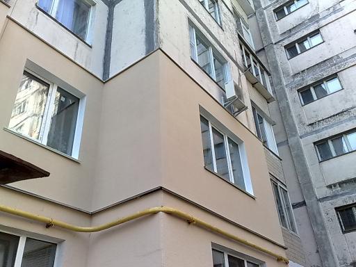 утепление фасадов квартир в Киеве