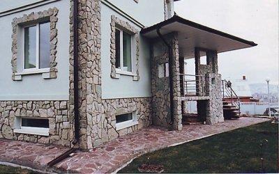фасадный камень