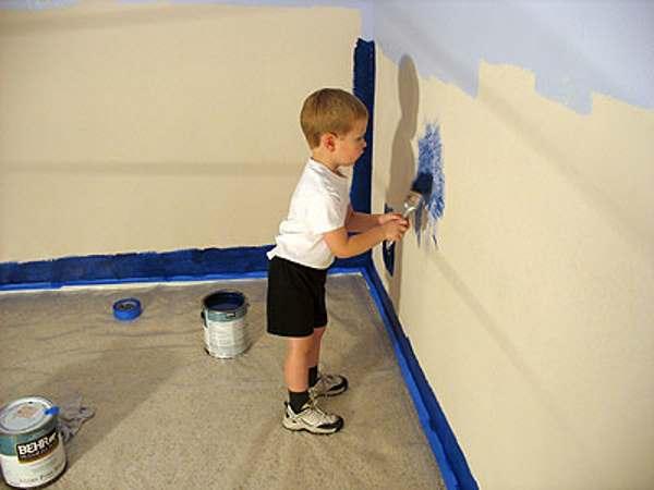 ремонта стен