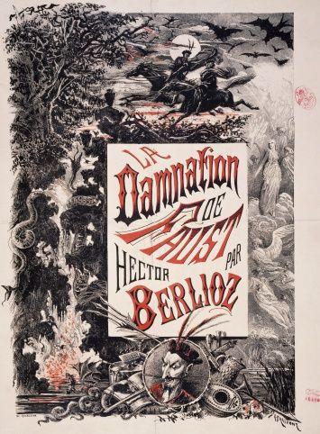 """La Damnation De Faust Berlioz : damnation, faust, berlioz, Damnation, Faust"""", Berlioz:, Awakening, Love,, Sometimes, Lead,, Redemption, Soul…"""