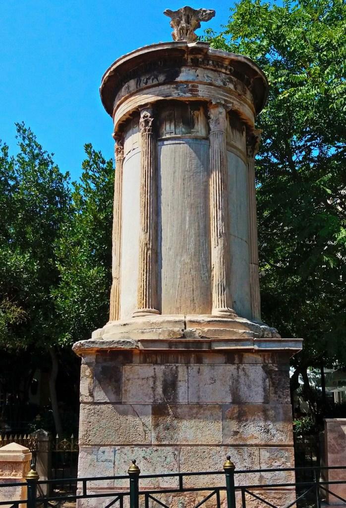 Ордера, инновации древнегреческой архитектуры