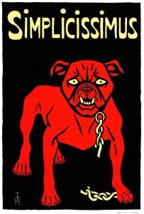 Симплициссимус Плакат