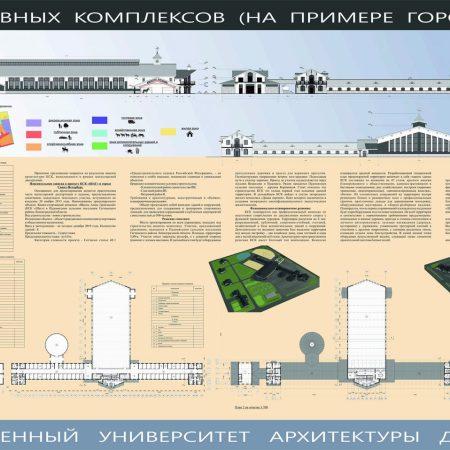 Архитектура конно-спортивных комплексов на примере города Санкт-Петербурга