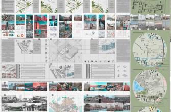 Реновация промышленной территории под многофункциональный общественный комплекс
