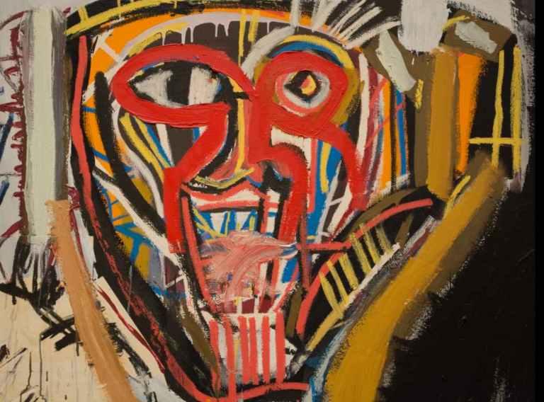 Basquiat #11 Détail - copie