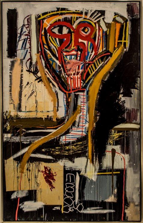 Basquiat #11 - copie