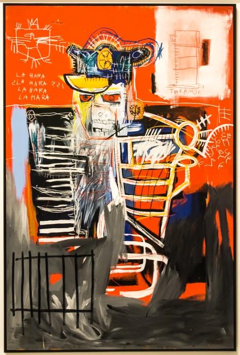 Basquiat #8 la hara - copie