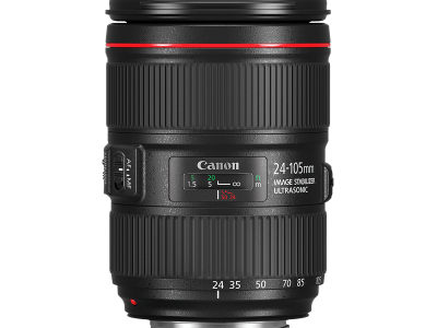 Objectif CANON EF 24-105mm f/4L