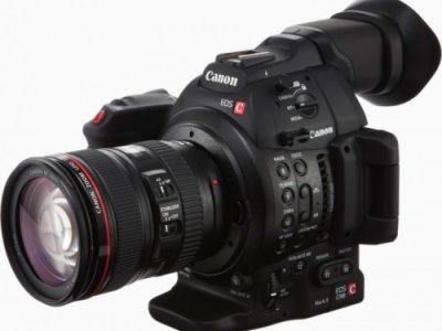 Camera Canon C100 Mark II EOS Cinéma