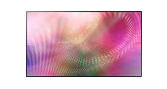 Moniteur Samsung Pro ME75C LED 75 pouces