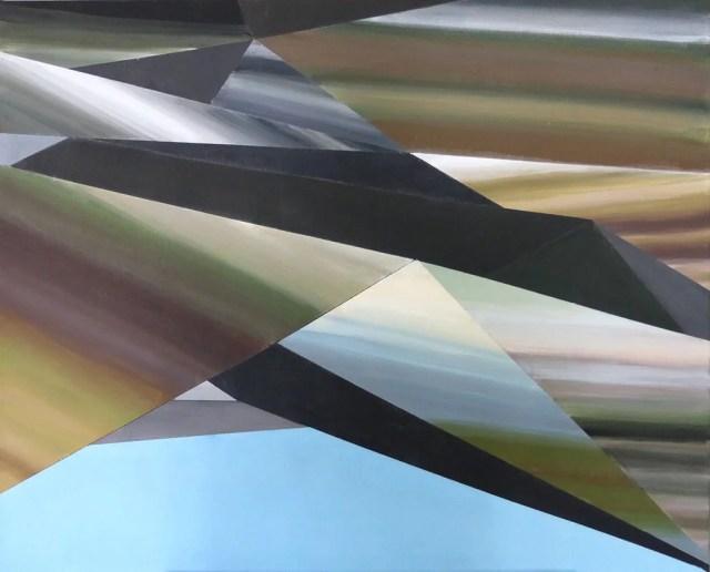 Flou 12 by Rémi Delaplace.